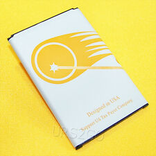 5370mAh Extended Slim battery For Sprint Samsung GALAXY Note 3 N900P N9000 Phone