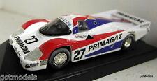 Onyx 1/43 Scale Porsche 962 C Primagaz Le Mans 1990 #27 Diecast model car