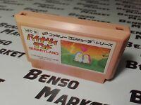 BINARY LAND - NINTENDO FAMICOM NES 8BIT GIAPPONESE - IMPORT NTSC-J JP JAP HFC-BI