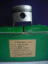 KIT 4 PISTONI FIAT 132-132 SPECIAL -LANCIA BETA 1600 DAL 72-132 GL/GLS 1974