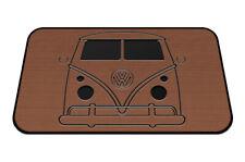 Usatuff SeaDek Pad fits Yeti 20 Roadie Cooler - Eva Mat - T/B - Peace Bus