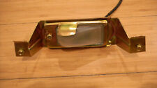 "Ford Mustang Shelby 69 70 1969-1970 OEM license plate light assembly ""restored"""