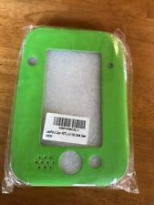 Hotcool LeapPad Jr Case /w Kickstand Green Synthetic Leather NWT FAST SHIPPING