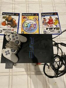console sony playstation 2