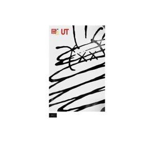 Kaws Uniqlo Peanuts Poster/ Red Sticker/ Brand New