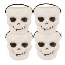 Halloween Treat Pots 4 Pack - Frankenstein