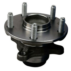 Wheel Bearing and Hub Assembly-RWD Front Right CRS Automotive Parts NT513285
