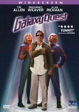 Galaxy Quest (Dvd, 2000, Widescreen) Tim Allen