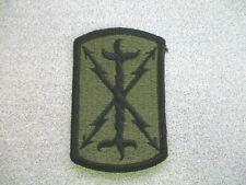 U.S Army Patches Field Artillery Brigade