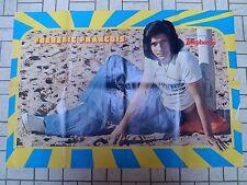 Grand Poster - FREDERIC FRANCOIS - Stéphanie Magazine 1973 - 83 x 57 - plié en 8