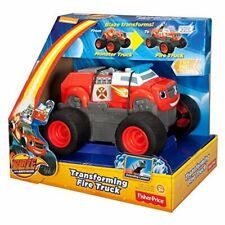 FISHER PRICE BLAZE TRANSFORMING FIRE TRUCK ~New & Unopened~