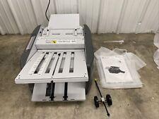 Martin Yale 1811 Paper Folding Machine Automatically Feeds And Folds A36