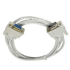 5ft Male to female M/F Serial DB9P Pin RS232 PC Converter Extension Cable