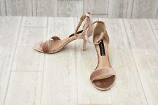 Steven By Steve Madden Viienna Velvet Sandals, Women's Size 5.5M, Blush NEW