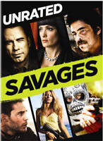 Savages [New DVD] Dubbed, Slipsleeve Packaging, Snap Case, Subtitled, Unrated,
