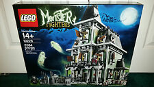 Lego 10228 Haunted House Monster Fighters MISP SEALED Dracula Ghost Frankenstein