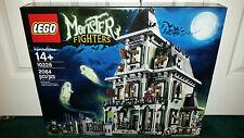Lego 10228 Haunted House Monster Fighters MISP SEALED Dracula Ghost Frankenstein