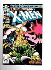 Uncanny X-Men #144 Man-Thing appearance  VF