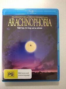 Arachnophobia Bluray Rare