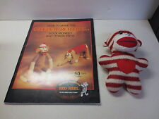 How to Make the Original Red Heel Sock Monkey and Other Toys plus bonus item