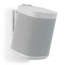 Flexson SONOS ONE Swivel/Tilt Bracket Twin Pack, White , Brand New