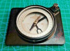 VTG Soviet Mountain Compass Geological Exploration Leningrad Bakelite USSR 1954