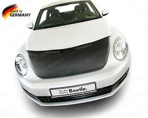 CAR BONNET HOOD BRA fits Volkswagen VW Beetle since 2011 NOSE FRONT END MASK
