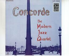 CD THE MODERN JAZZ QUARTETconcordePRESTIGE GERMAN EX+  (R1798)