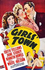 Girls' Town - 1942 - Movie Poster