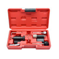 Set of Car Diesel Engine Timing Tool Steel With Storge Box For Ford Audi Skoda