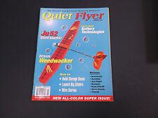 FEB 2003  QUITE FLYER  MAGAZINE  CONTROL LINE  R/C PLANE  FREE FLIGHT  *VG-COND*