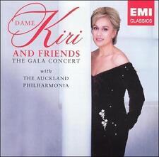 Dame Kiri & Friends: The Gala Concert 2006 by Te Kanawa, Kiri Ex-Library