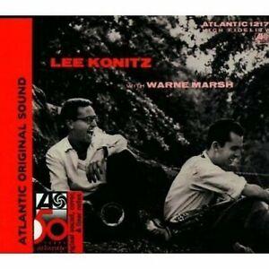 Lee Konitz With Warne Marsh - CD Digipack