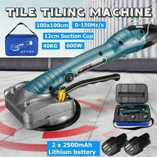 Hand-held Tile Automatic Leveling Machine Tile Vibrator Tiler Machine 2 Battery