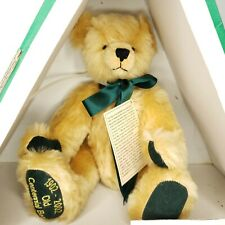 German Hermann Old Centennial Bear Mohair Limited Edition 1298/2000 Articulated