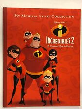 Incredibles 2 - Disney Pixar - My Magical Story Collection