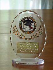 """Graduation (Elementary, High School) 6 1/2"""" Acrylic Award Trophy FREE engraving"""