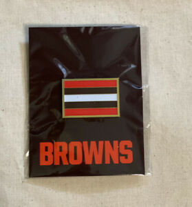 SEALED - OFFICIAL 2020 NFL CLEVELAND BROWNS SEASON TICKET HOLDER PIN - FREE SHIP