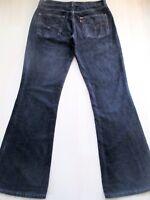 Pantalon Jean LEVIS 525 W31  L32 Taille 40/42 VELOURS coupe évasé TBE