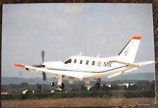 AVIATION, PHOTO AVION AEROSPATIALE TBM 700