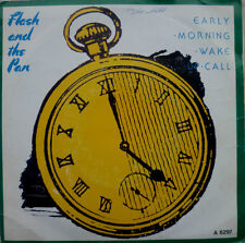 "7"" 1985 MINT- ! FLASH & THE PAN Early Morning Wake Up Call"