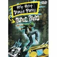 Drew's HIP HOP DANCE PARTY - URBAN STYLE (DVD) learn to workout step-by-step NEW
