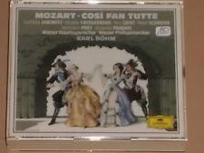 Mozart - Cosi Fan Tutte (Karl Böhm) 2xCD BOX