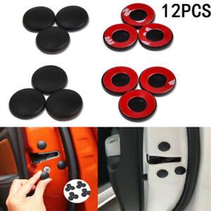 12pcs Truck Accessories Interior Door Lock Screw Protector Cover Trim Universal
