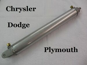 1955-1956 Plymouth Convertible Top Cylinder-All Models- New- USA-7 Year Warranty