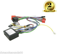 CTTAU002 Full Bose Handsfree Mute Lead Interface For AUDI A2, A3, A4, A6, A8, TT