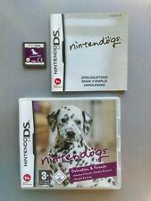 NINTENDO DS // Nintendogs: Dalmatien et Ses Amis  // Compatible 2DS 3DS