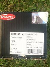 Delphi CE20043-12B1 Ignition Coil Mazda Ford Volvo 1.8 2.0