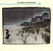 "The JEREMY SPENCER bande: ""Flee"" (CD Reissue)"