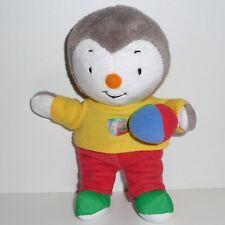 Doudou Pingouin Jemini - T'choupi